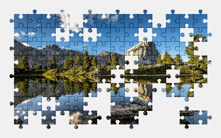 Puzzle - Krajobraz #12