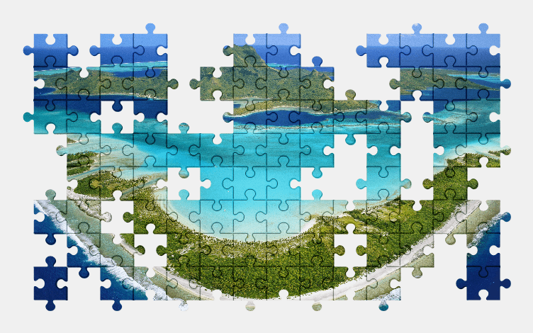 Puzzle - Krajobraz #17
