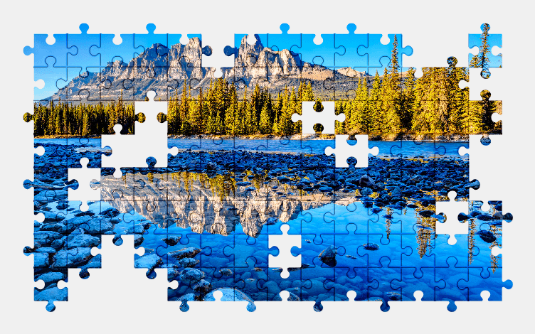 Puzzle - Krajobraz #20