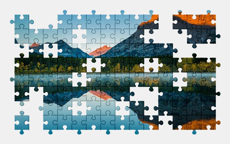 Puzzle - Krajobraz #18