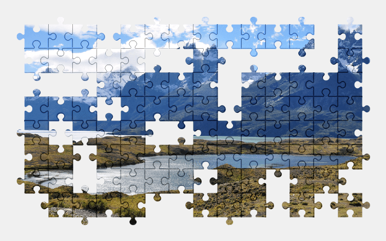 Puzzle - Krajobraz #14