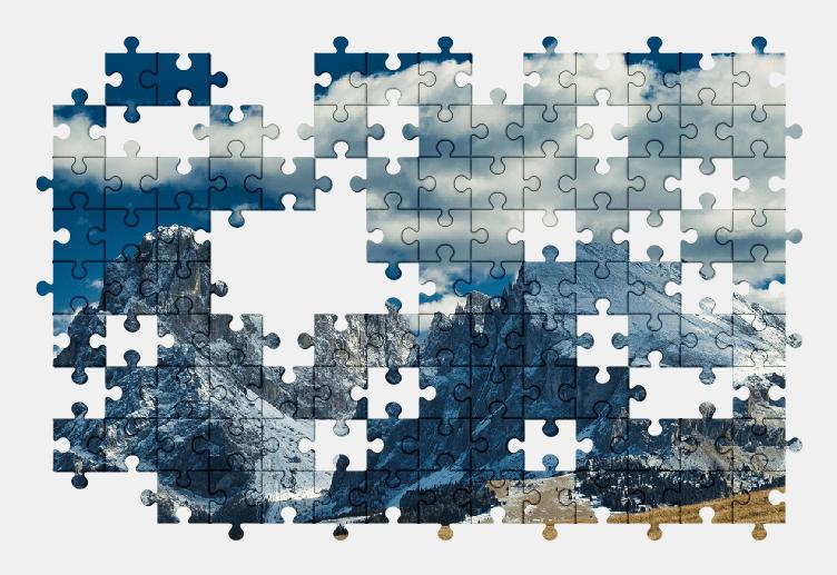 Puzzle - Krajobraz #2