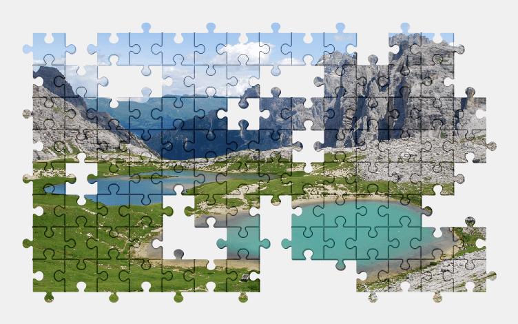 Puzzle - Krajobraz #13