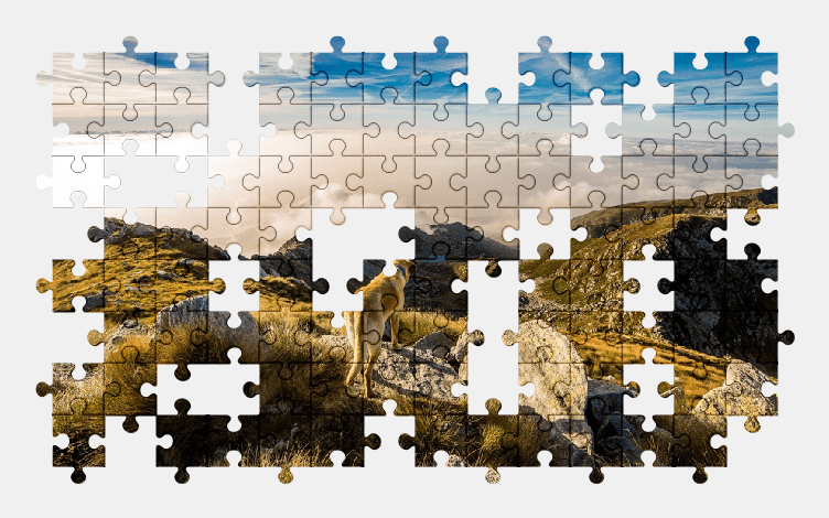 Puzzle - Krajobraz #15