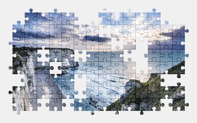 Puzzle - Krajobraz #7