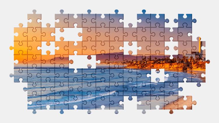 Puzzle - Krajobraz #29