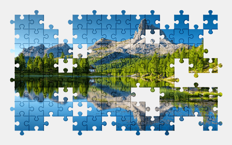 Puzzle - Krajobraz #24